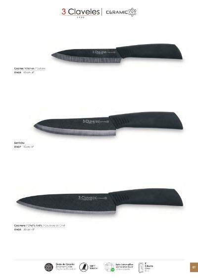 professional knives CERAMIC KNIVES