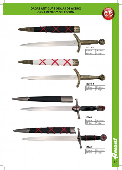 exhibitors knives ANCIENT DAGGERS