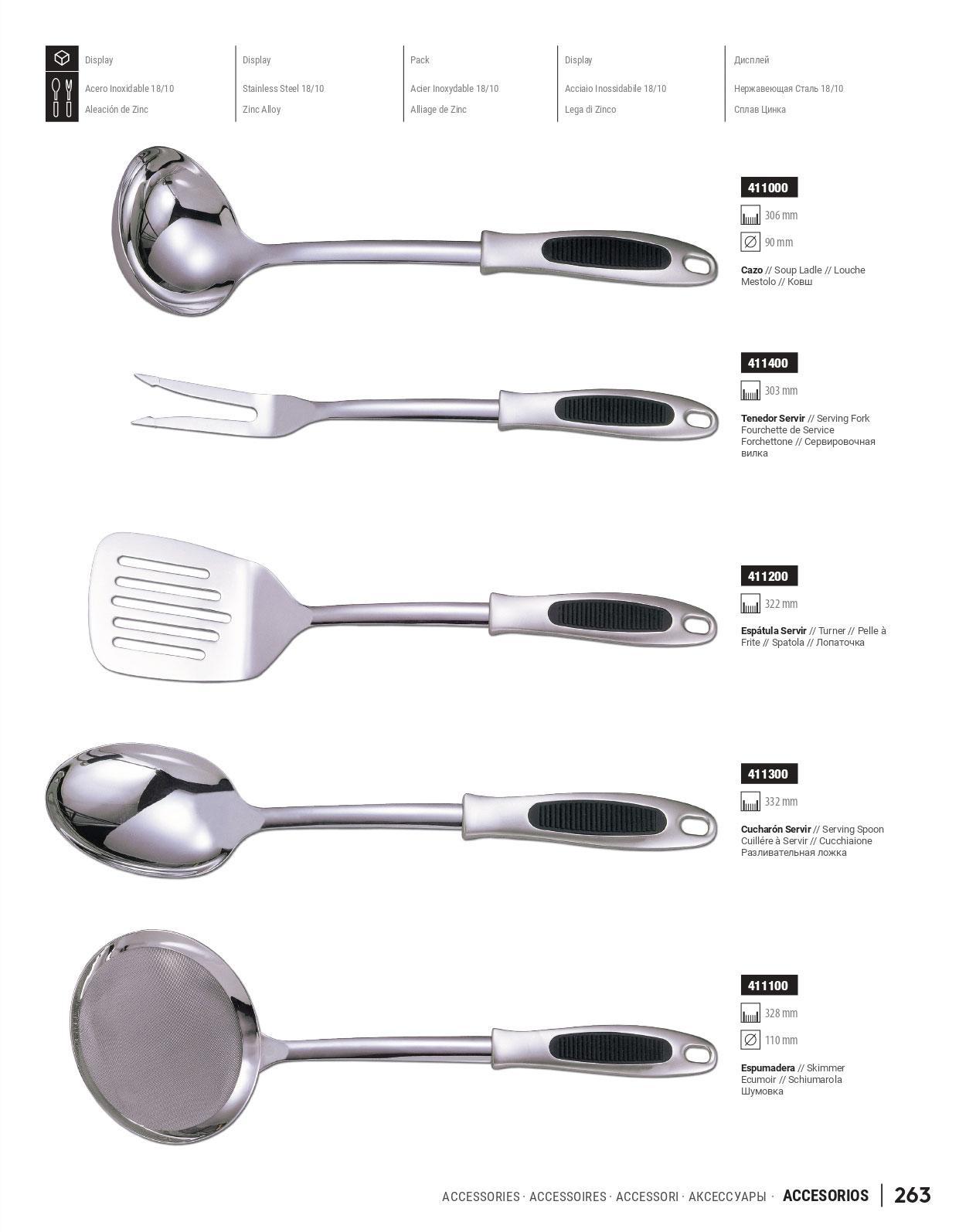 Utensilios de cozinha utensilios varios menaje 2 arcos for Utensilios de menaje
