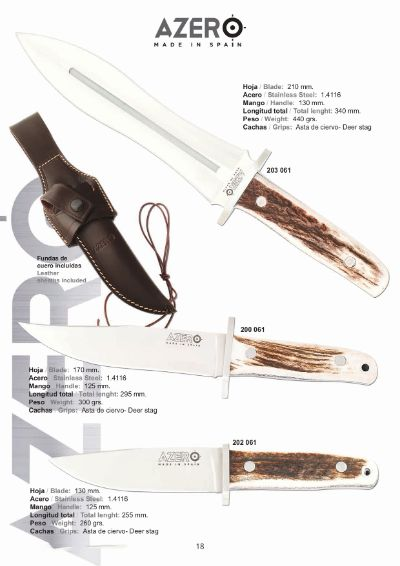 hunting knives mountain knives HUNTING KNIVES DEER STAG