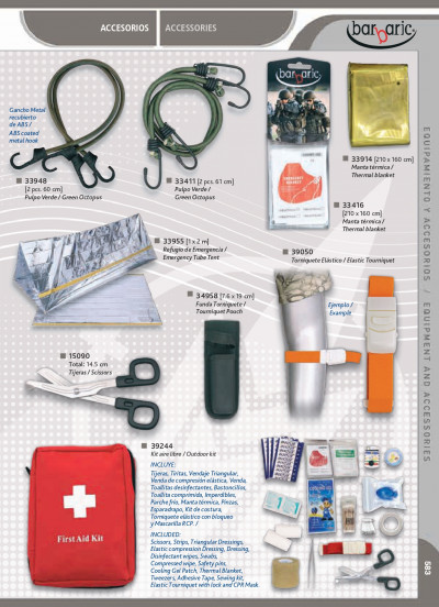 camping and survival SURVIVAL ACCESSORIES