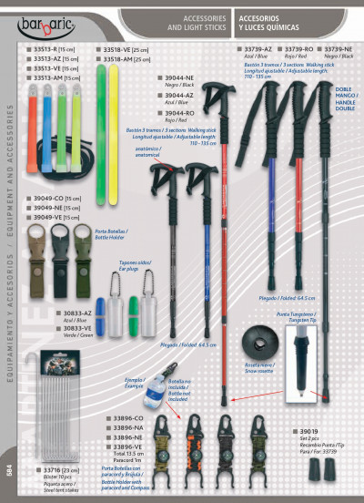 camping and survival BARBARIC EQUIPMENT TREKKING