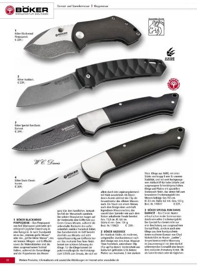 tactical knives TACTICAL KNIVES HADDOCK BLACKWOOD DAVIS