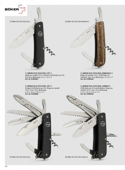 multiusos NAVAJAS BOKER PLUS TECH TOOL