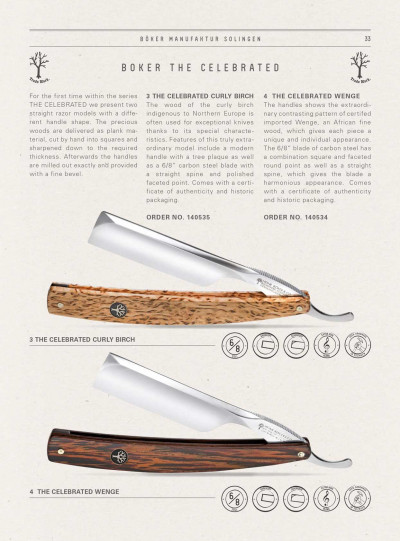 pocketknives shave GERMAN RAZORS
