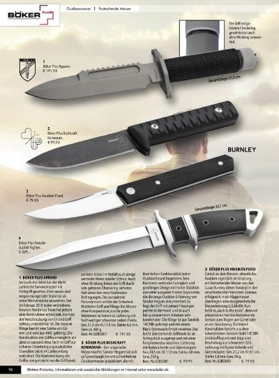 hunter messer achsen BOKER PLUS TACTICAL