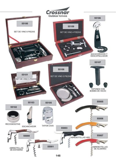 kitchen utensils WINE ACCESSORIES
