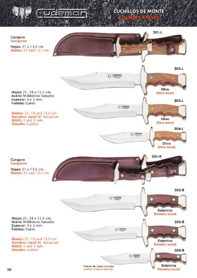 hunting knives mountain knives KNIVES OF MOUNTAIN 1