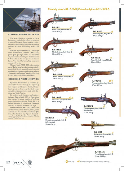 arms antique replicas GUNS 4