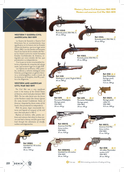 arms antique replicas GUNS 5
