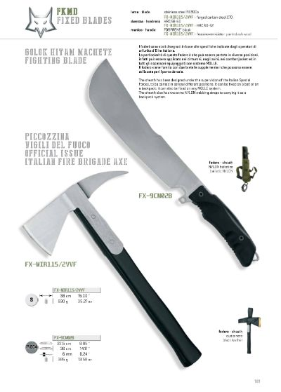 tactical knives GOLOK HITAM MACHETE
