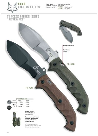 pocketknives military MESKWAKI MILITARY KNIVES