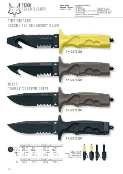 hunting knives MILES COMBAT TROPPER KNIFE
