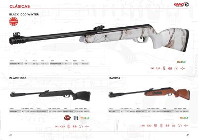 arms air rifles CLASSIC CARBINES
