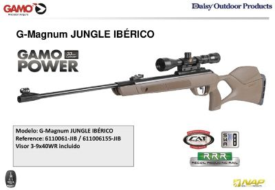 airsoft G-MAGNUM JUNGLE IBERICO