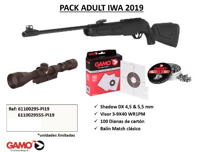 armas PACK ADULT IWA