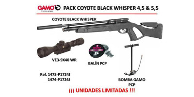 armas PACK COYOTE BLACK WHISPER