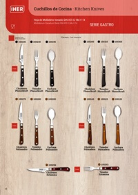 kitchen utensils GASTRO SERIES CUTLERY
