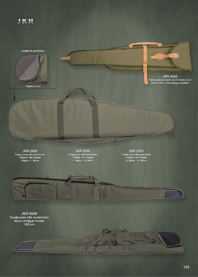 arms RIFLE COVERS