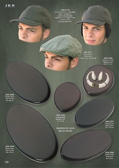 camping and survival HATS