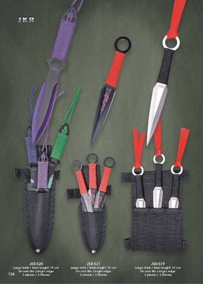 tactical knives launchers THROWING KNIVES