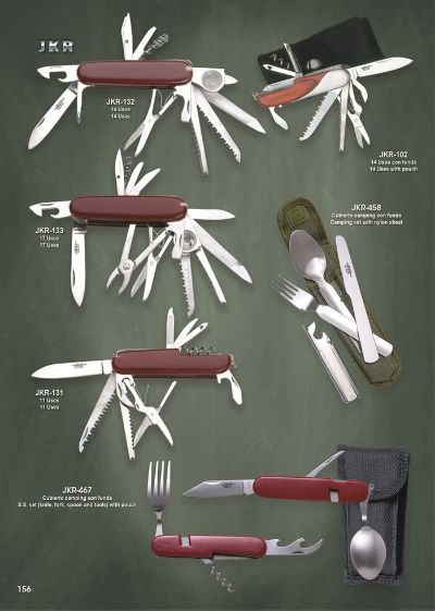multipurpose penknives MULTI-PURPOSE CAMPING KNIVES