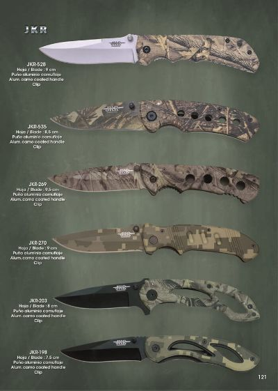 pocketknives tactical FOLDING KNIVES CAMOUFLAGE ALUMINUM