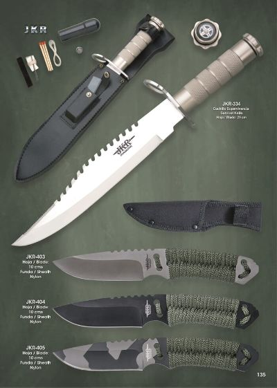tactical knives launchers TACTICAL KNIVES