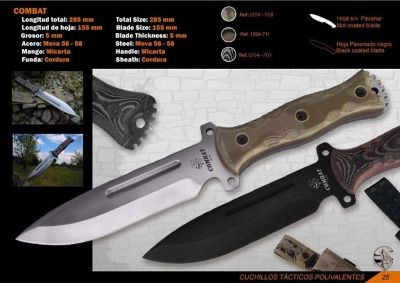 hunting knives SURVIVAL KNIFE COMBAT