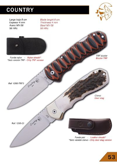 pocketknives FODING KNIVES COUNTRY