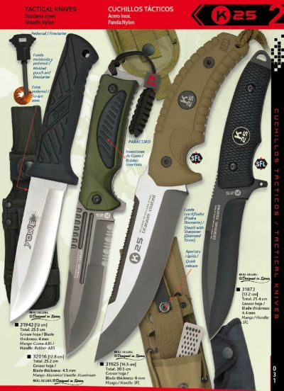 hunting knives OUTDOOR KNIVES YOWIE