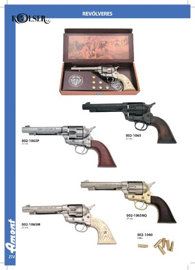 arms antique replicas REVOLVERS