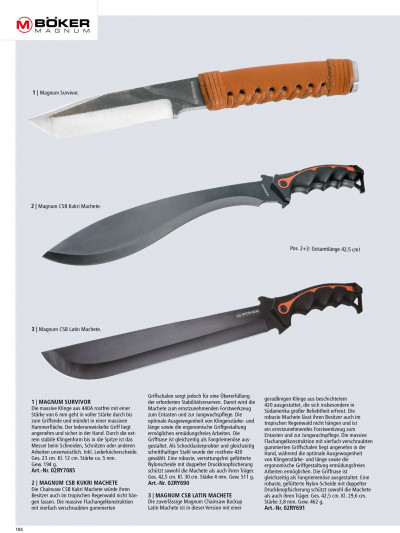 hunting knives mountain knives KNIVES OUTDOOR MAGNUM