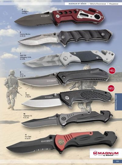 pocketknives military EINSATZBEREIT MILITARY KNIVES