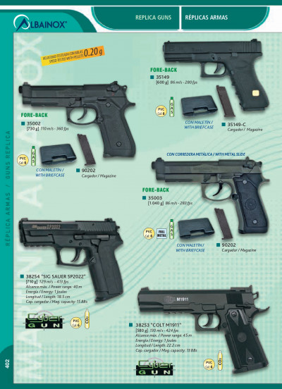 airsoft gas pistols GAS PISTOLS AIRSOFT