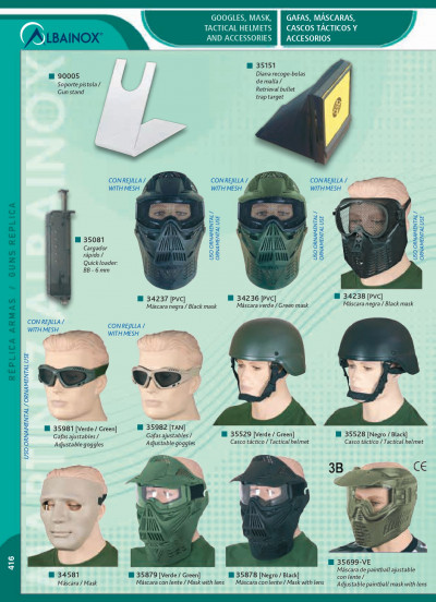 airsoft equipment SAFETY GLASSES