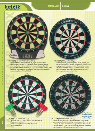 arcs accessories and spare parts DARTBOARDS DARTS