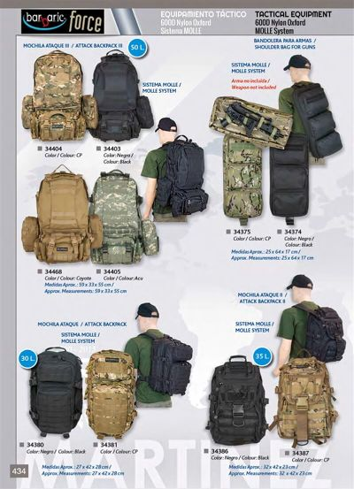 camping and survival backpacks BACKPACKS