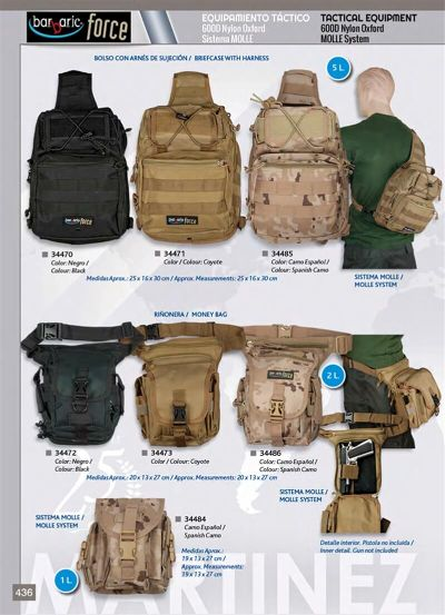 camping and survival backpacks TACTICAL EQUIPMENT