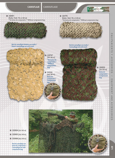 camping and survival CAMOUFLAGE