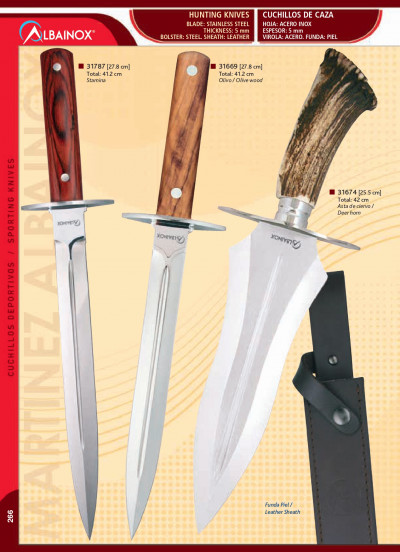 hunting knives DAGGERS MOUNTAIN 5