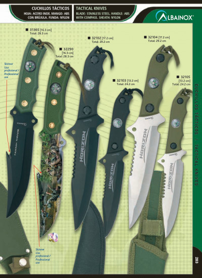 tactical knives TACTICAL KNIVES HORIZON