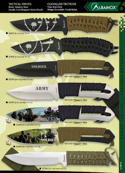 tactical knives TACTICAL KNIVES ARMY AND SOLDIER