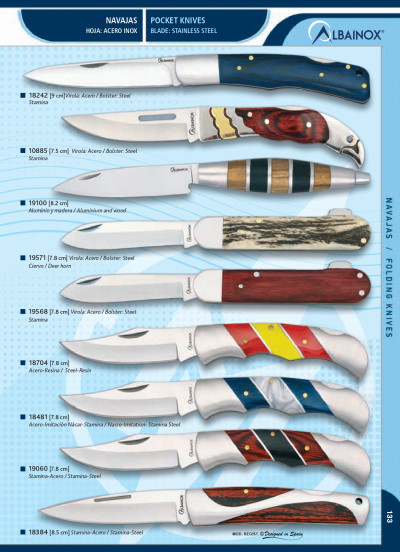 multipurpose penknives POCKET KNIVES