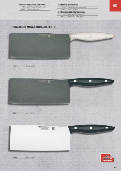 professional knives butcher PROFESIONAL COOKS KNIVES