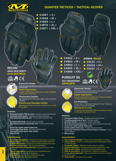 objects personal GLOVES MECHANIX WEAR