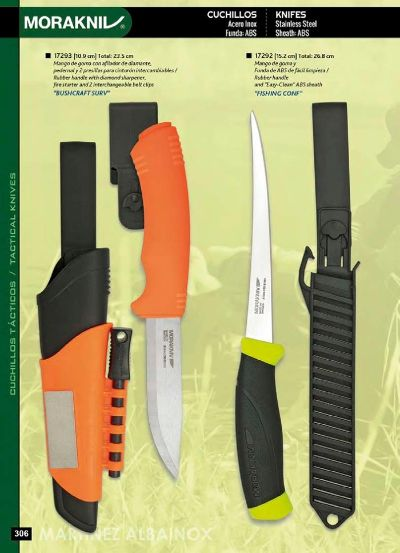 cuchillos tacticos y caza supervivencia BUSHCRAFT SURV Y FISHING CONF