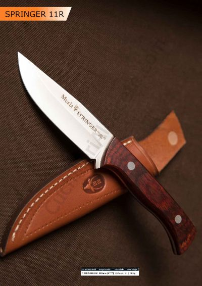 tactical knives MUELA SPRINGER KNIFE