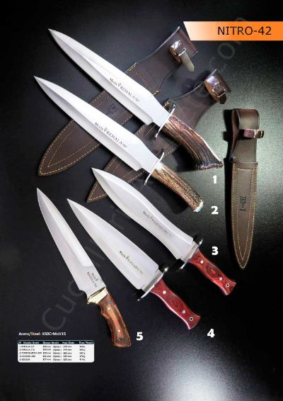 KNIVES MUELA COVARSI REHALA AND RECOVA