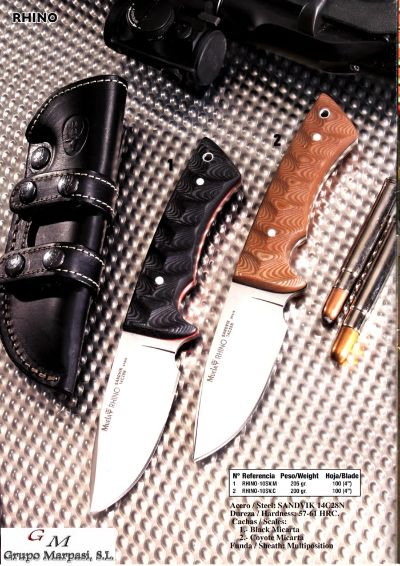 tactical knives RHINO 10SV KNIVES